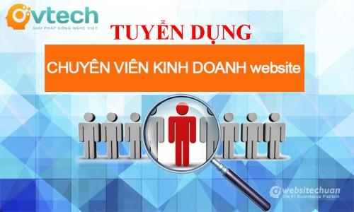 CHUYÊN VIÊN KINH DOANH website
