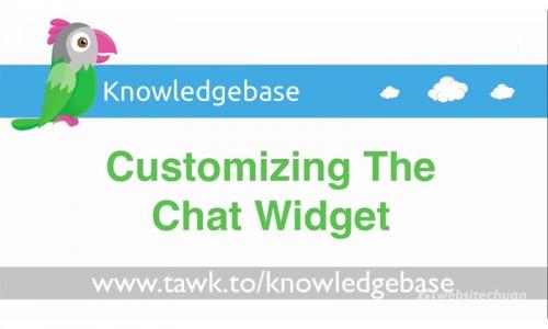 Tùy chỉnh sự hiển thị hộp chat trên website