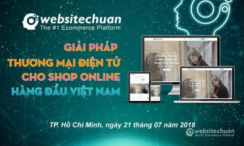 WEBSITECHUAN ĐỒNG HÀNH CÙNG VIETNAM SEO SUMMIT 2018