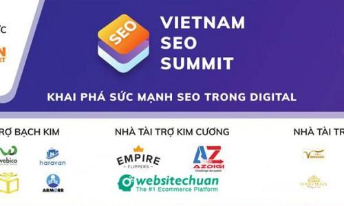 Đăng kí tư vấn sự kiện SEO VIETNAM SUMMIT 2018