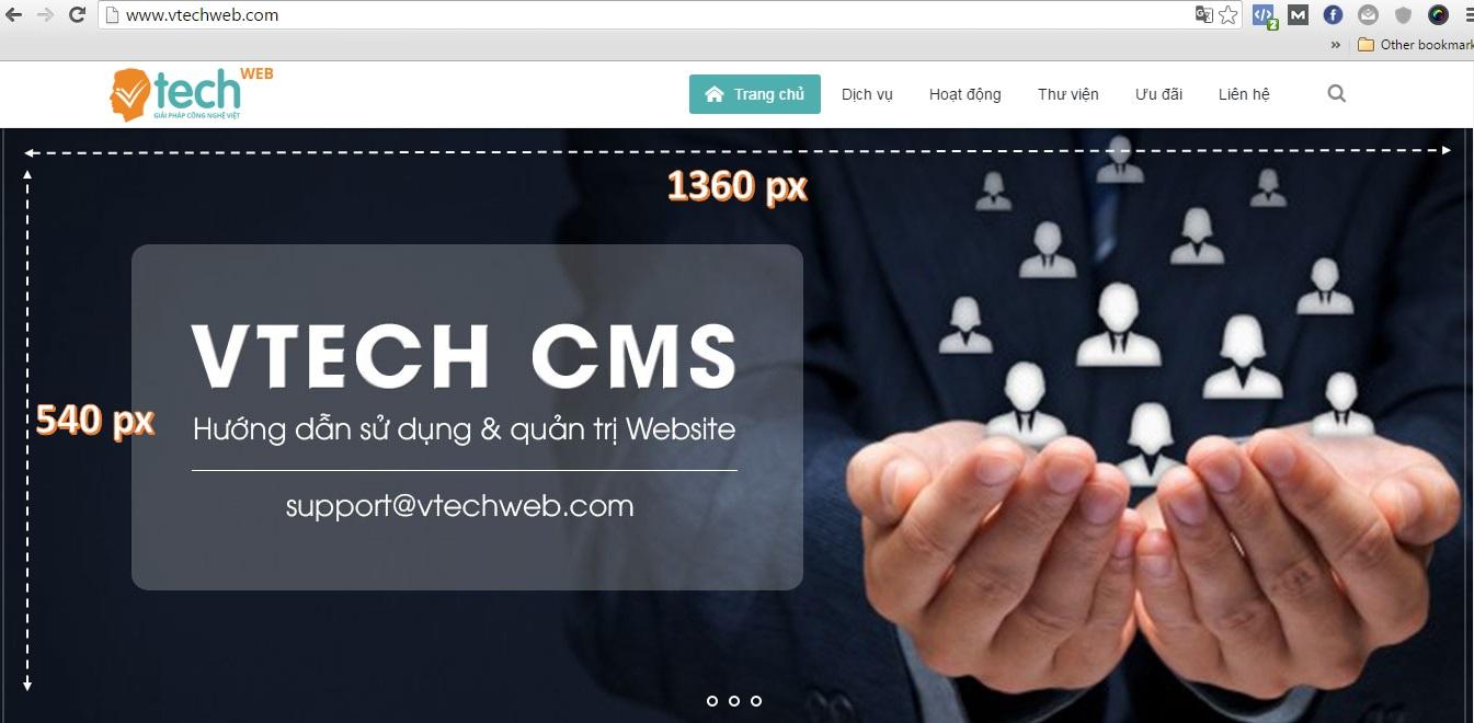 vtech website cms