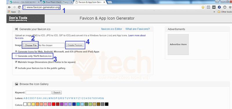 website vtech cms
