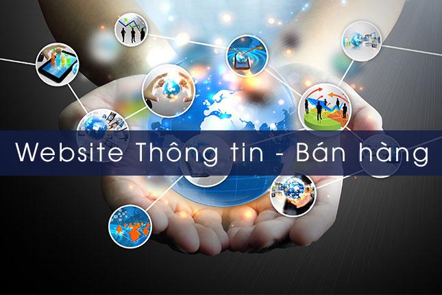 website thông tin
