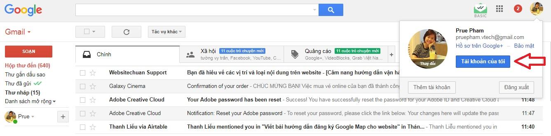 cấu hình máy chủ smtp trên websitechuan